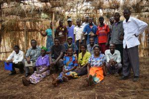 Community Nursery in Malawi