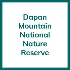 Dapan Mountain National Nature Reserve