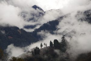 The spectacular Dangchu valley