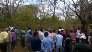 Training course on threatened tree conservation in Ethiopia